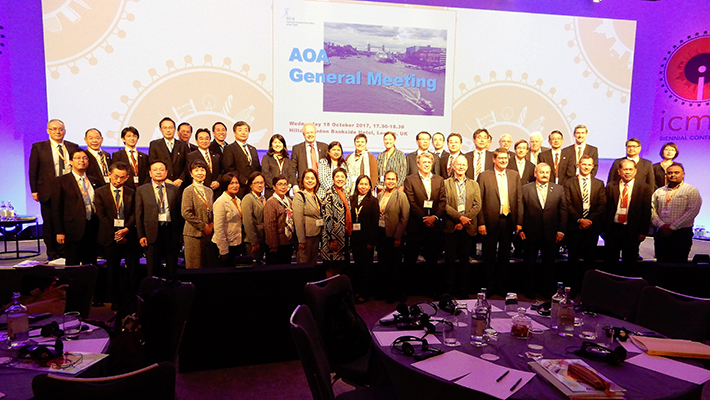 AOA(The Asia and Oceania Association)
