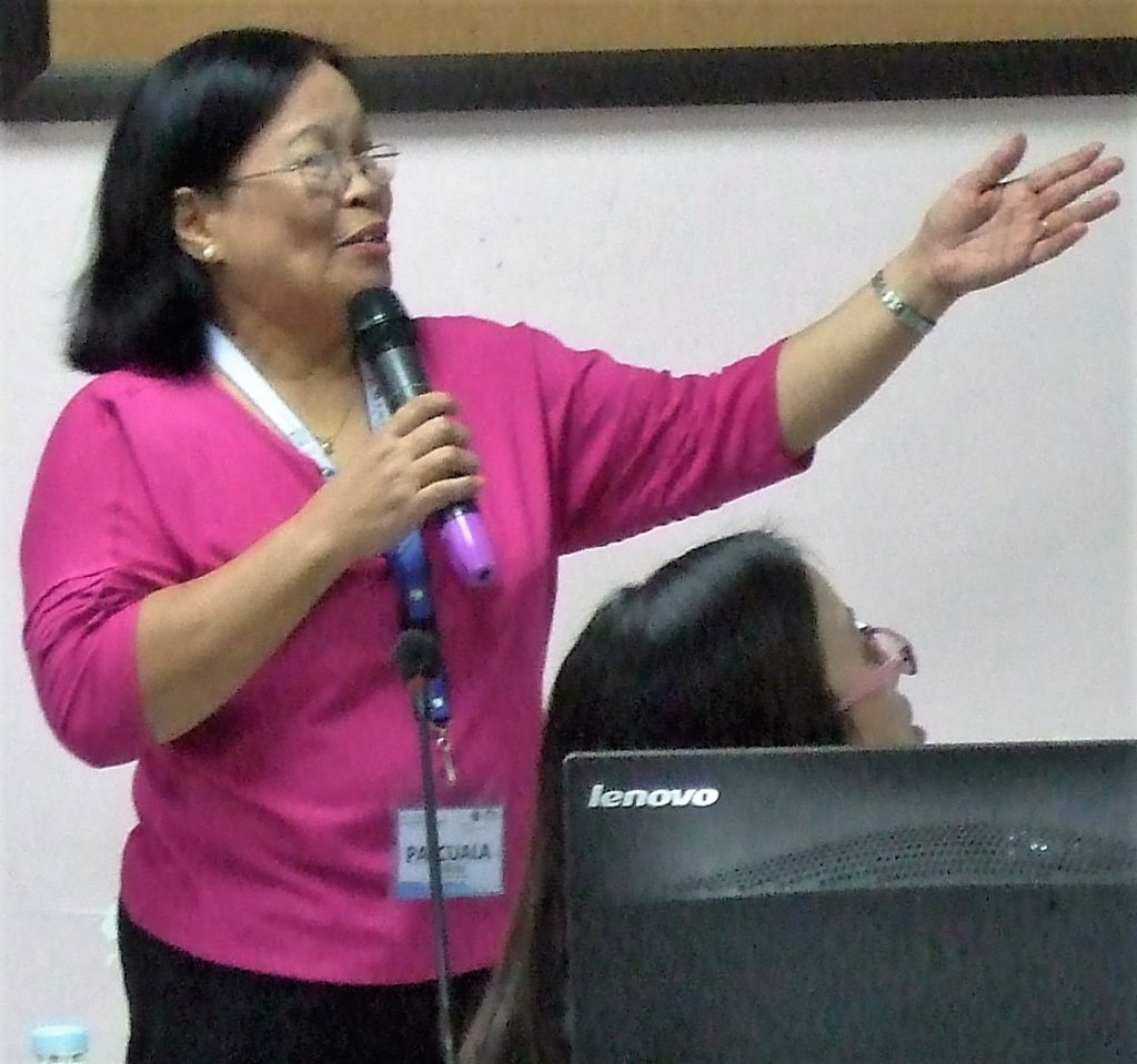 Pascuala S. Genoso, Former President, CARD MBA