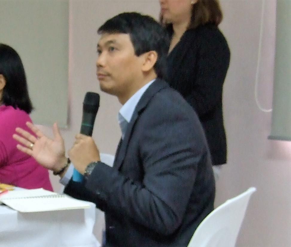 Jun Jay E. Perez, Executive Director, RIMANSI