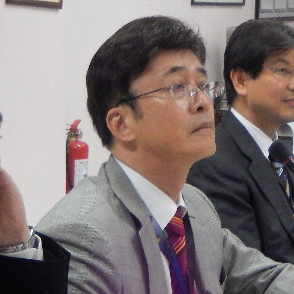 Naoyoshi Araki, Japan Representative, Asia Affinity Holdings Limited