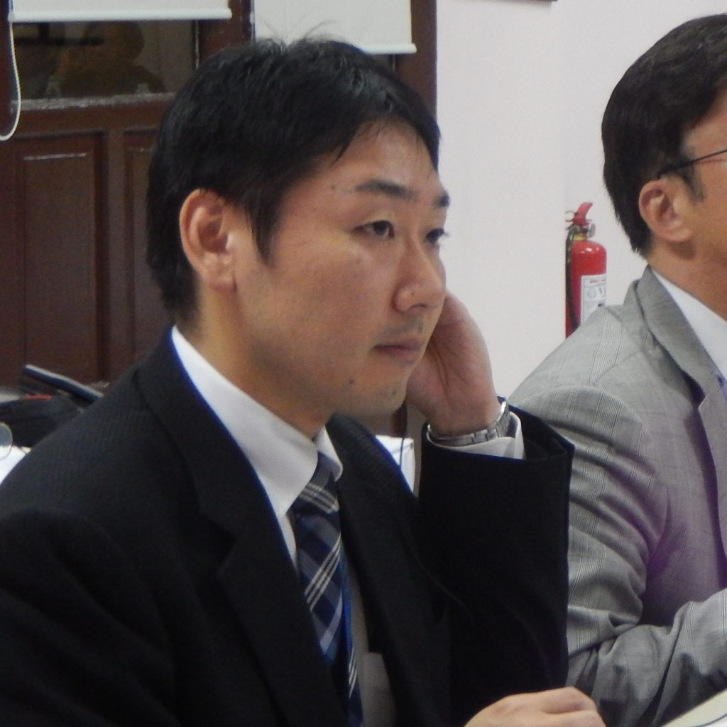 Satoshi Wakui, Non-life Non-life Insurance Section, Product Development Dept., National Federation of Workers and Consumers Insurance Cooperatives (Zenrosai)