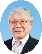 会 長:勝瑞 保(日本、JA共済連)