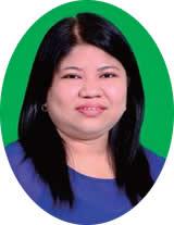 副会長:メイ・S.ダワット(フィリピン、CARD MBA)