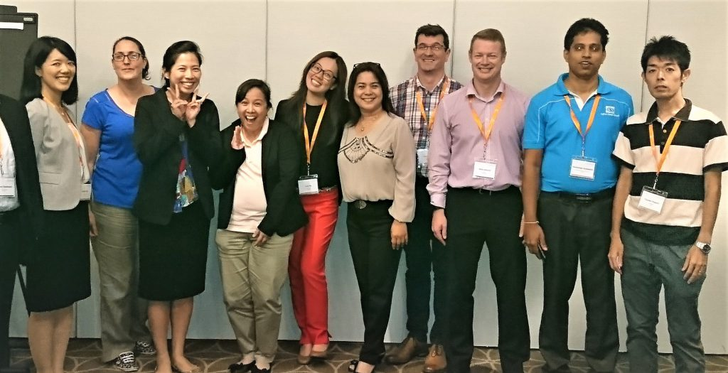 ICMIF HPC Singapore November 2016