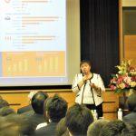 国際協同組合保険連合(ICMIF)のヒルデ・フェルナイレン新会長らが東アジア各国を歴訪