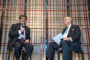 Arup Chatterjee & Graham Clark