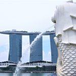参加受付始まる - NTUCインカム社(シンガポール)へのAOA会員訪問団 - 2019年7月31日(水)~8月1日(木)