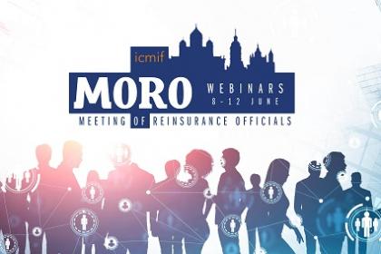 【更新】ICMIFウェビナー:「ICMIF再保険担当者会議(MORO)連続セミナー」 2020年6月8日~12日 毎日22時~23時(日本時間)※別時間に設定のコマあり