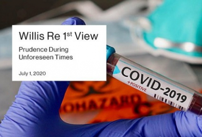 Prudence and replenished capital drive June & July renewals: Willis Re 1st View