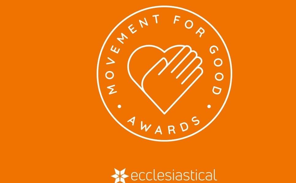 エクルージアスティカル保険グループ(イギリス)が「Movement for Good賞 2021」を開始