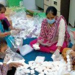 SEWA(自営業女性協会協同組合連合会、インド)は、世界経済フォーラムよりインドのラストマイルCovid-19レスポンダーに認められました